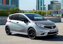 Nissan Note Black Edition, l'eleganza del nero