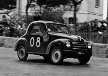 Fiat 500 Topolino: grande festa per gli ottant'anni