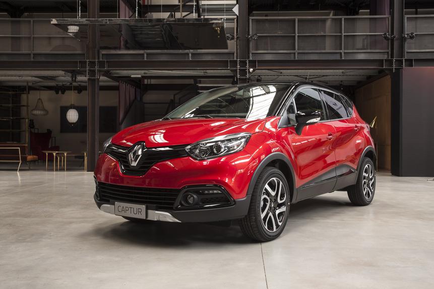 Renault Kadjar e Captur Hypnotic le nuove ricche serie limitate
