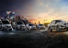 Nuova gamma Fiat Professional: 5 modelli pronti a coprire il 97% del mercato