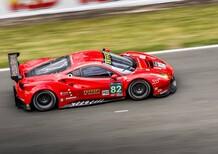 24 Ore di Le Mans 2016: Ferrari 488 GTE Risi Competizione [Video]