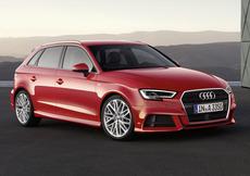 Audi A3 Sportback (2012->>)
