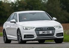 Audi A4 (2015->>)