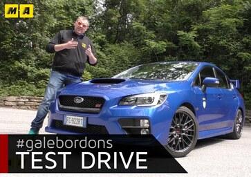 Subaru WRX   Test drive #AMboxing
