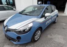 La Renault Clio si arruola in Polizia