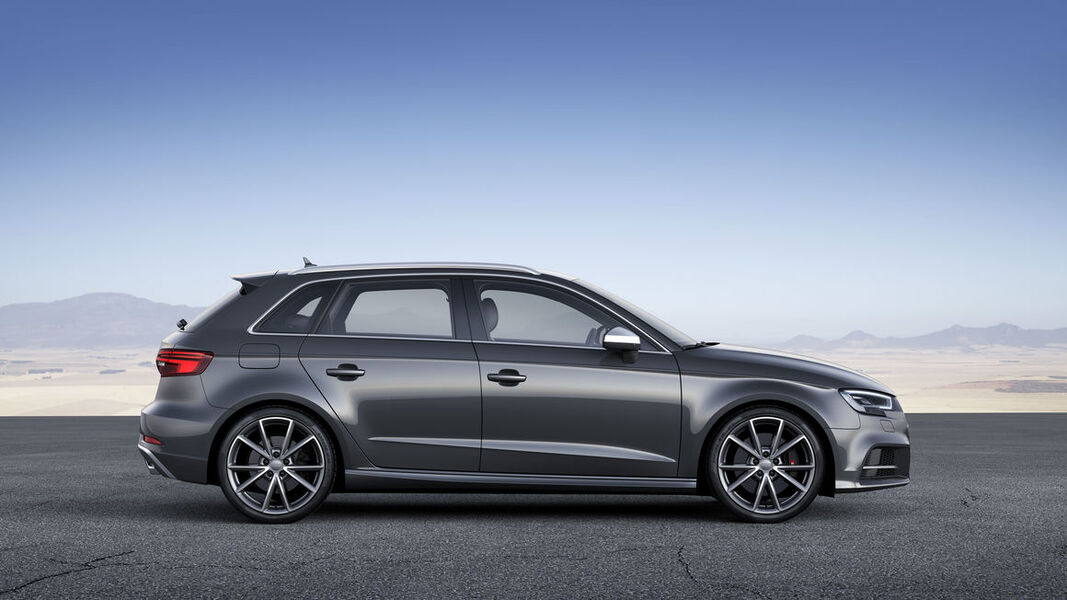 Audi s3 sportback 2016 gebraucht 11