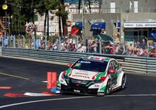 WTCC 2016, Portogallo, Main Race: vince Monteiro