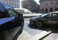 Liguria: niente bollo per 5 anni per le auto ibride
