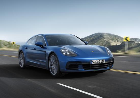 Porsche, ecco la nuova Panamera: concentrato di classe e prestazioni