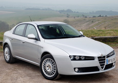 Alfa Romeo 159 (2005-13)