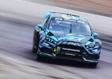 Mondiale Rallycross. Svezia, Bakkerud (Ford) Bis
