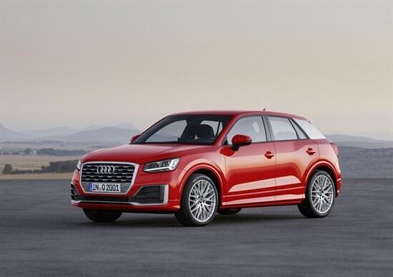 Audi Q2 la suv urbana ottagonale: listino, look e prevendite estive