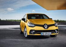 Renault Clio R.S restyling: ecco le novità della hatchback pepata