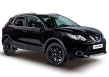 Nissan Qashqai Black Edition: all black in 3.360 esemplari