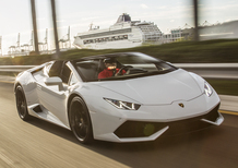 Lamborghini Huracan Spyder [Video Prime Impressioni]