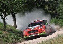 CIR 2016. Rally San Marino. A Basso (Ford) la prima Tappa