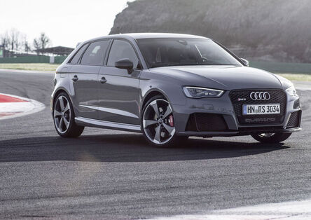 Audi RS3 | Test drive #AMboxing