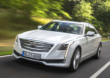 Cadillac CT6 [Video primo test]