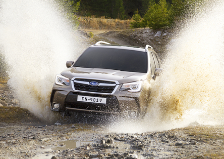 Subaru Forester | Test drive #AMboxing