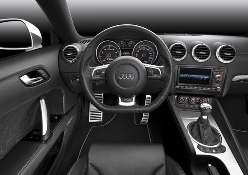 Audi TT RS Coupé (2009-14) (4)