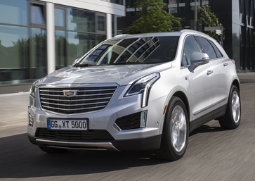 Cadillac XT5 [Video primo test]
