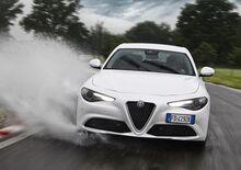 Alfa Romeo Giulia, ora con il nuovo 2.0 Turbo benzina da 200 CV