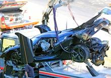 "Incidente Nurburgring One:1, Koenigsegg; ""Colpa nostra"""