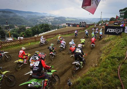 MXGP. Nagl e Ferrandis si aggiudicano il GP della Repubblica Ceca