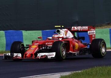 F1, Gp Ungheria 2016: Raikkonen, che grinta