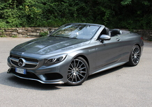 Mercedes Classe S500 Cabrio | Test drive #AMboxing