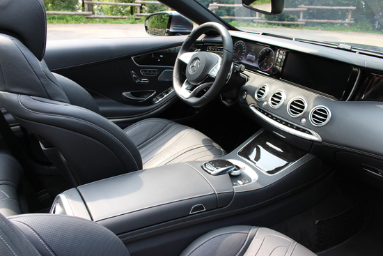 mercedes classe s500 cabrio test drive amboxing prove. Black Bedroom Furniture Sets. Home Design Ideas