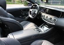 Mercedes Classe S500 Cabrio | La tecnologia di bordo