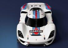Porsche Vision GT: quando l'immaginazione prova a prendere vita