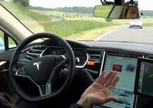 Tesla e Mobileye divorziano per l'Autopilot