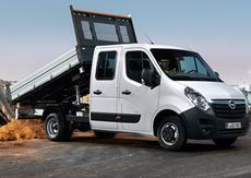 Opel Movano Veicolo da lavoro