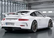 Porsche e quel messaggio segreto nella GT3 comprata da Honda