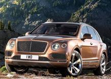 Bentley Bentayga: i lavafari più spettacolari di sempre [Video]