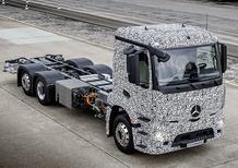 Non solo Tesla, anche per Mercedes camion elettrico entro il 2021