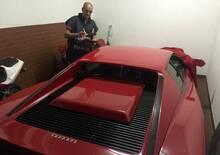 """Svizzero """"finto"""", GdF sequestra due Ferrari ad un imprenditore di Varese"""