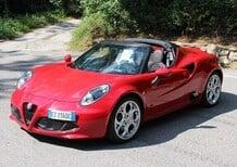 Alfa Romeo 4C Spider | Test drive #AMboxing