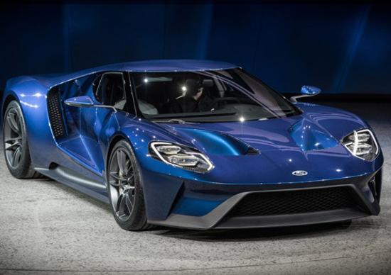 Nuova Ford GT: ecco i VIP che se la sono aggiudicata