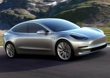 Altro che 30.000 euro. Ecco quanto costa veramente la Tesla Model 3