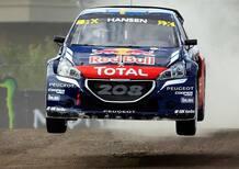 Mondiale Rallycross. Canada, Hansen e il mito Peugeot