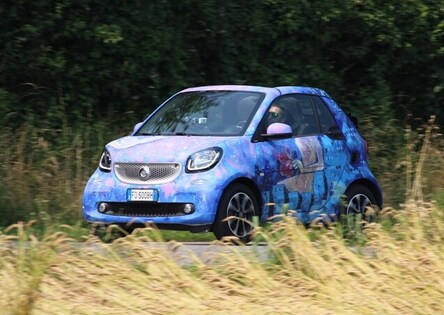 Smart fortwo cabrio | Test drive #AMboxing