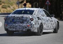 Nuova BMW Serie 3 G20: prime immagini