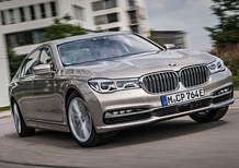 BMW Serie 7 ibrida plug in 740e iPerformance [Video Primo test]
