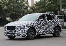 Nuovo Mazda CX-5 2018: ecco come sarà