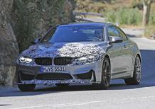 New BMW M4: model year 2017