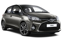 Toyota Yaris Trend Platinum Edition: pensata per le fashion victim