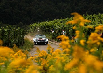 WRC 2016, le foto più belle del Rally di Germania